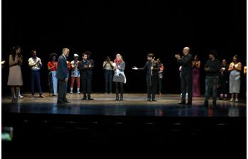 """L'Ambasciata d'Italia a Panama ha presentato l'opera contemporanea """"Questionario: azione teatrale con arie"""""""