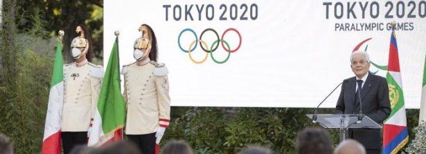 Dal Presidente Mattarella gli atleti italiani campioni alle Olimpiadi e Paralimpiadi di Tokyo 2020