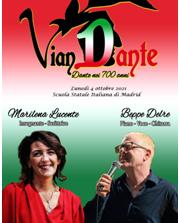 """Il concerto """"VianDante"""" alla Scuola Statale Italiana di Madrid"""