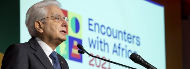 """L'intervento del Presidente della Repubblica Sergio Mattarella alla Conferenza ministeriale """"Incontri con l'Africa"""""""
