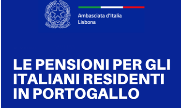 Pensioni all'estero, per il Portogallo è scaricabile una guida online predisposta dall'Ambasciata d'Italia