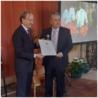 Ambasciata d'Italia presso la Santa Sede: conferita l'onorificenza di Commendatore dell'Ordine della Stella d'Italia a Giovanni Strazzullo, Direttore Nazionale del Corpo Italiano di Soccorso dell'Ordine di Malta